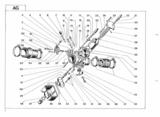 Ducati 350-500 GTL werkplaats & parts handboek _
