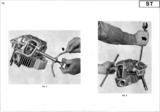 Ducati 750 900 SS 1975/1977 Parts, werkplaats en elektrische schema handboek _