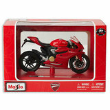Ducati Supersport 1:18 schaalmodel_