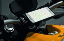 Ducati SP connect telefoon stuur Adapter