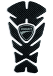 Ducati Supersport 939 tankpad carbon