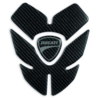 Ducati monster tankpad carbon