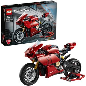 LEGO 42107 TECHNIC DUGATI PANIGALE V4R