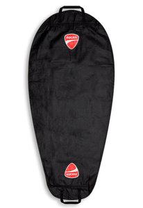 Ducati Leather suit bag