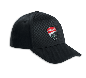 Ducati Corse total black pet