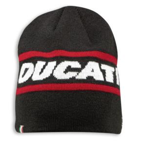 Ducati Skull knit beanie