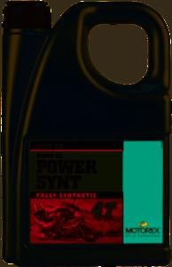 Motorex Power Synt 4T 10W/60-4 Liter